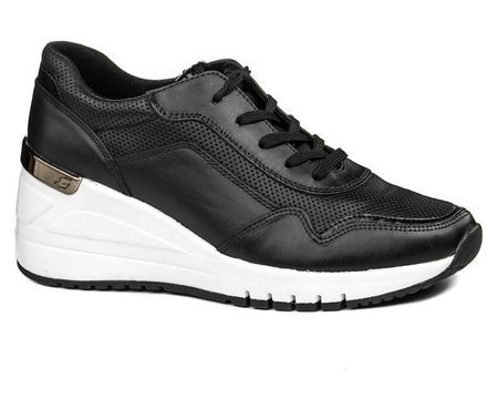 Sneakersy Marco Tozzi 23500-35 098 black